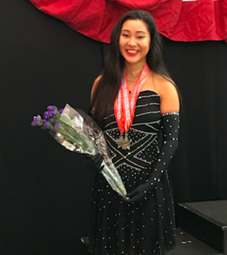 Emily Chang Captures Two Medals At The 2018 National Solo Dance Championships