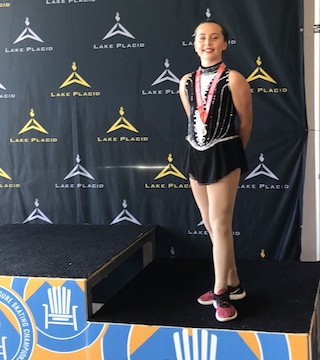 Syena Schaad Advances to Finals at the 2019 North Atlantic Regional Championships