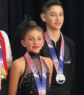 Lissauer & Earle Take 4th At The 2020 U.S. Ice Dance Finals